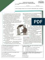 Guía n° 7 de aplicación de habilidades de comprensión lectora