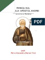 Paraclisul Sfântului Apostol Andrei - ALEXANDRU PETRE