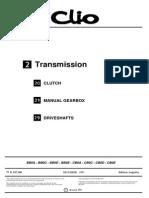 Transmission JB1 MANUAL