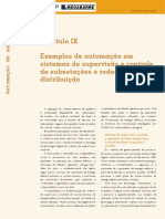 Capítulo IX - Exemplos de Automação Em Sistemas de Supervisão e Controle de Subestações e Redes de Distribuição