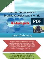 Asuhan Keperawatan Morbid Obesity Pada Anak