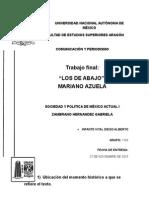 Los de Abajo - Análisis
