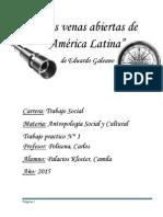 Las venas abiertas de América Latina - Resumen