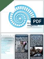 Nautilus Magazine 3 0 NUMERO UNO