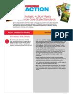 Action CommonCoreStandards