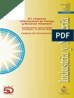 Industria y Minería. Nº371. XII Congreso Internacional de Energía y Recursos Minerales. Oviedo