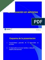 Innovacion Servicios