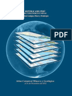 Atlas Catastral Minero y Geologico Dic 2012