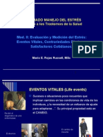 Eventos Vitales Hassles Uplifts