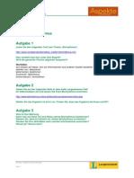 Aspekte1 k3 Internet-projekt