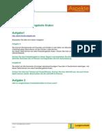 Aspekte1 k4 Internet-projekt