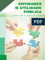 Entidades de Utilidade Pública - Como Criar Ou Adequar a Sua