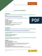 Aspekte1 k5 Internet-projekt
