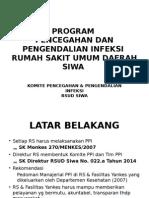 Presentasi Ppi Rsud Siwa_akreditasi - 26 Nov 15