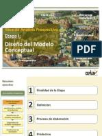 2.1 Diseño Del Modelo Conceptual