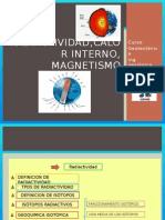 Radiactividad,Calor Interno, Magnetismo