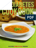 CookbookPre Diabetes