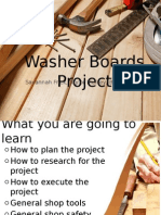 how to build washer boards