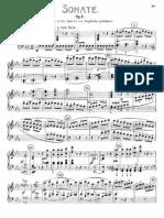 Piano Sonata 04