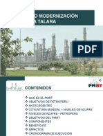 Proyecto de Modernización Refineria Talara