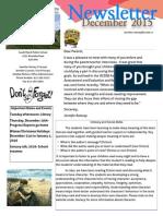 december 2015 class newsletter