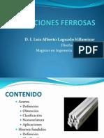 4 1 Aleaciones Ferrosas