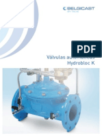 Valvulas Automaticas Hydrobloc K