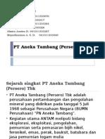 PT Aneka Tambang (Persero) Tbk