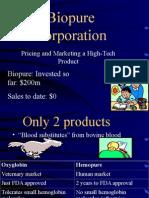 Biopure Corporation