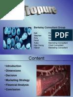 Presentation Case Study Biopure