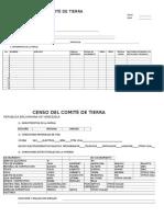 Censo Comite de Venezuela