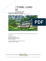 Structural Load Calculation