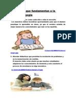 3. Los Principios Neuropedagogia