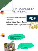 Vision Integral de La Sexualidad