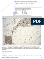 Union College Geology Department, Kurt Hollocher, Petrology course, Metamorphic minerals image gallery.pdf