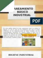 Saneamiento Básico Industrial