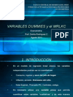 08 Variables Dummy