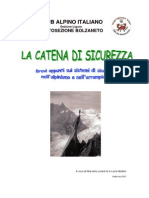 sicurezza dell'alpinismo