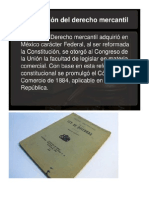 El Derecho Mercantil en El México Independiente