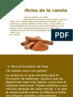 12 Beneficios de La Canela