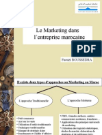Marketing Dans l'Entreprise