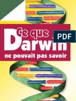 1208 Darwin Franzoesisch Lese
