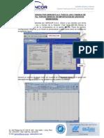 Estacion Total ES-105_Importacion de Archivos