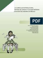 Desarrollo Curricular Intercultural de La Asignatura de Lengua y Cultura Indigena