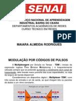 Modulação Por Códigos de Pulsos