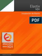 Elx1o1 Lab1 Instalacion de Elastix