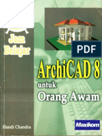 15_ArchiCad 8 Untuk Orang Awam