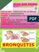 Bronquitis Mi Exposicion