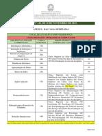 ANEXO I - DAS VAGAS OFERTADAS - EDITAL No 143 2015 - PROFESSOR PRONATEC IFPB - CAMPUS ESPERANCA.pdf