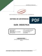 Guia Didactica - Lab i